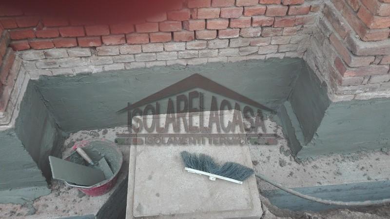 Impermeabilizzazione fondazioni casa